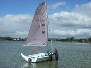1:1 Sailing lessons at Rye watersports