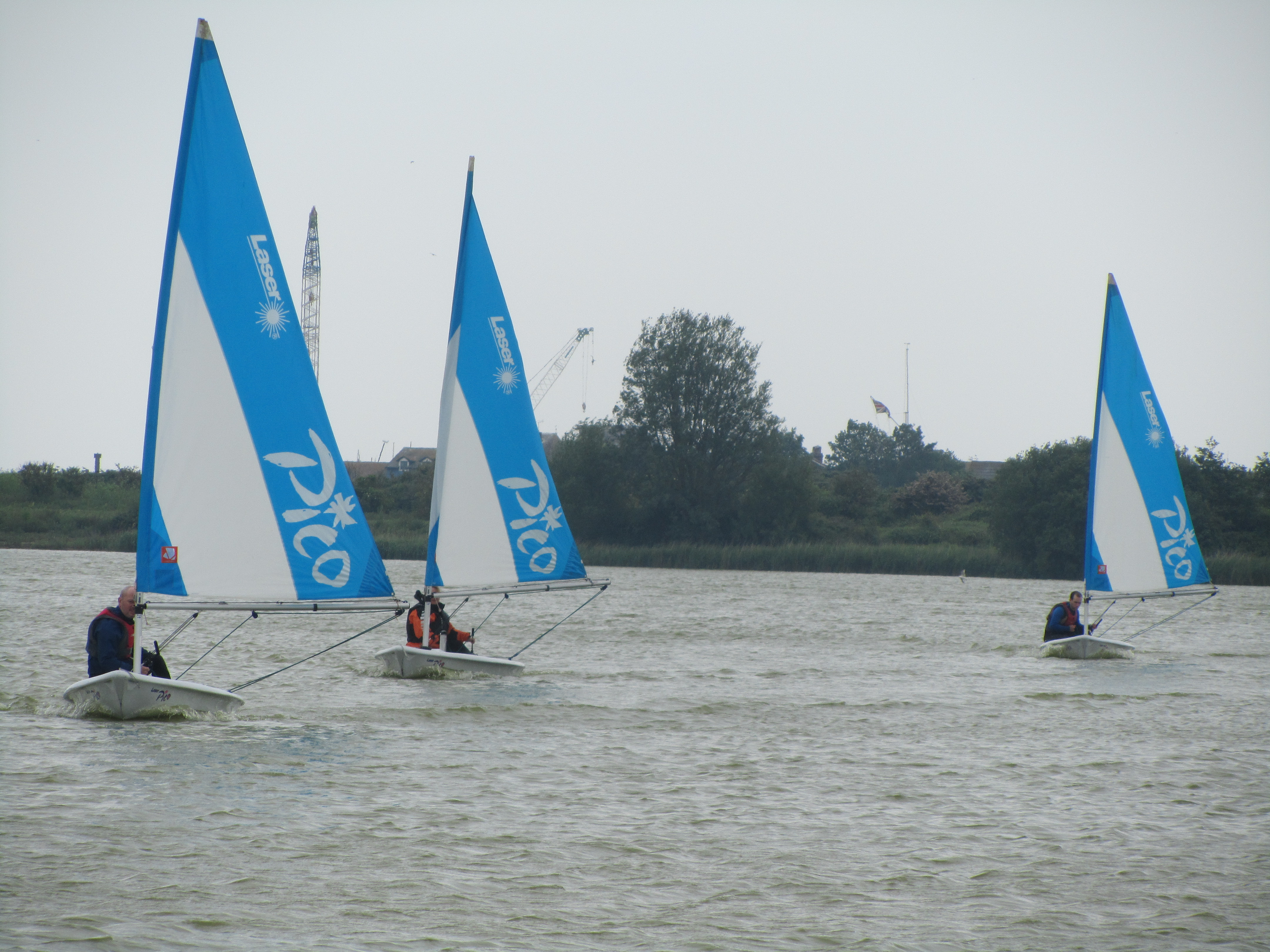 Rye Watersports 187 Dinghy Sailing Lessons Kent And Sussex