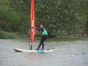 kids windsurfing stage 2