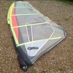 2010 Tushingham Storm 5.5m for sale at Rye Watersports near Camber, East Sussex
