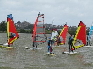 Windsurfing Kids Club