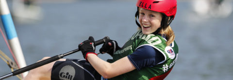 Super sailing courses for adults & kids
