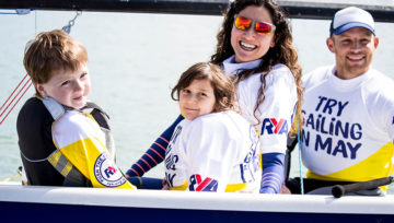 RYA PUSH THE BOAT OUT SUNDAY 12th MAY 2019