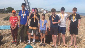 T15 Rye Rebels win at Eastbourne