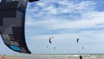 Kitesurfing courses